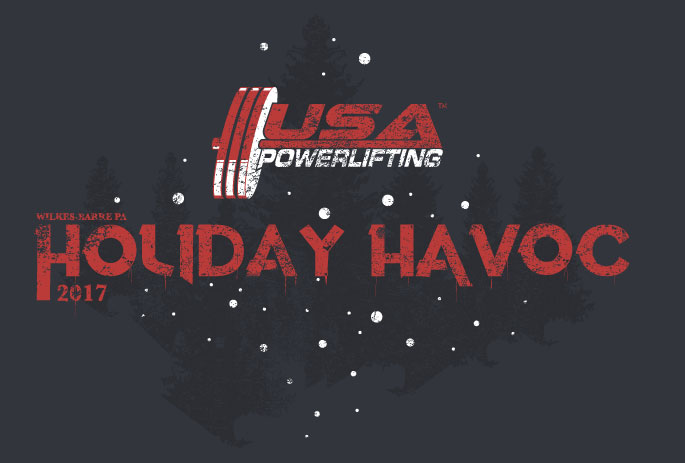 Holiday Havoc Logo