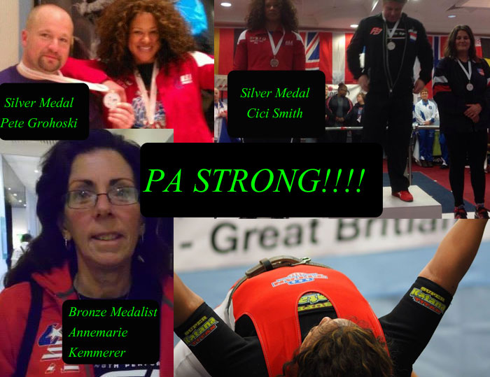 PA Strong