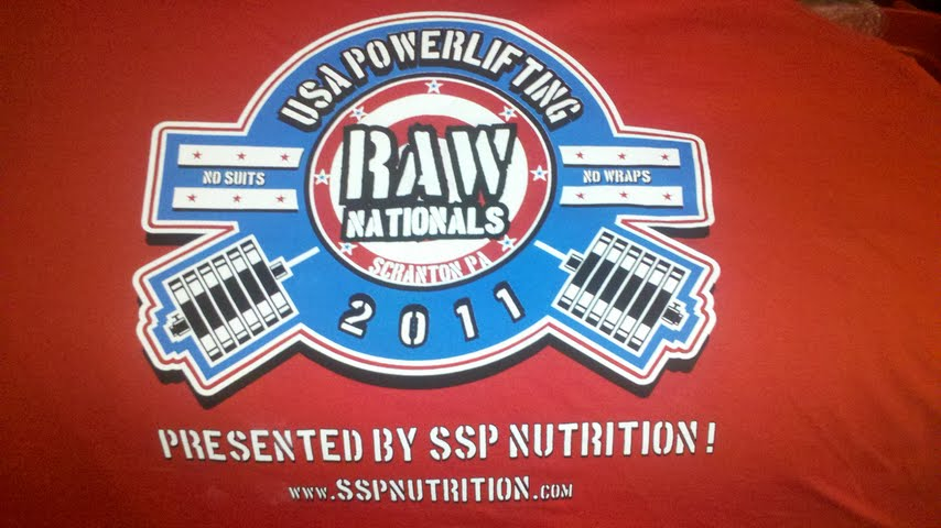 2011 USAPL Raw Nationals