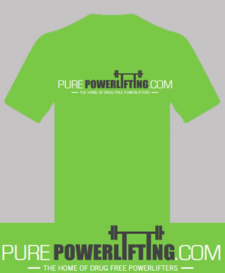 Green PurePower Shirt